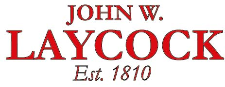 John W Layckock Logo