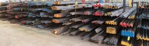 steel stock