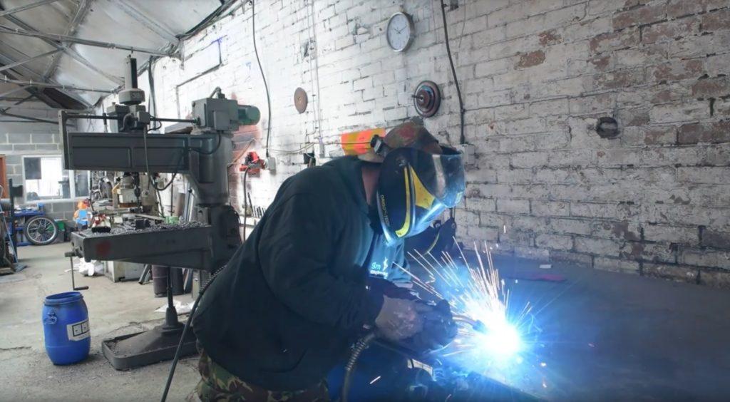 john w laycock welding