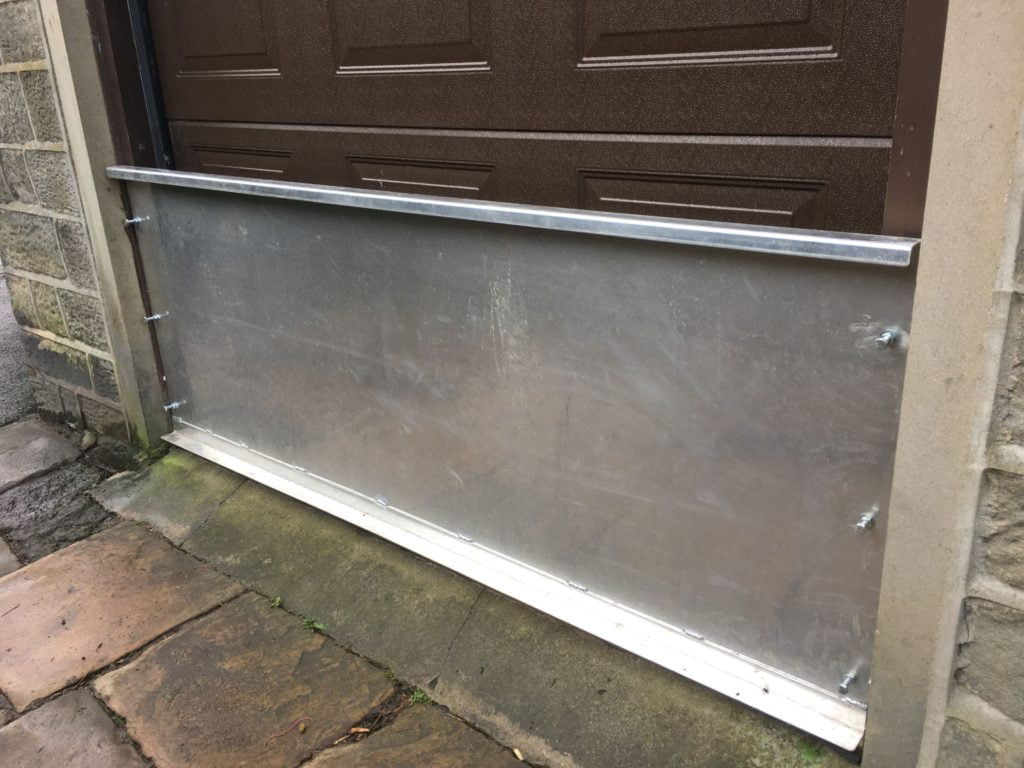 Aluminium Flood Barriers