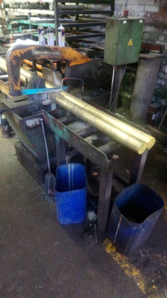 Steel for flood prevention barrier